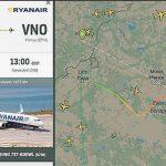 Bielorusia envía un avión de guerra para obligar a aterrizar un vuelo en el que viajaba un periodista opositor