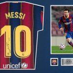 Messi: Terremoto con epicentro en Barcelona